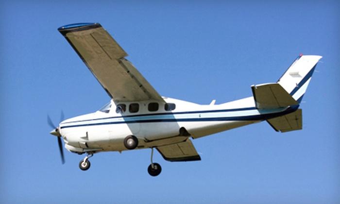 Birmingham Flight Center - Inglenook: Flight Simulation, Discovery Flight, or Intro to Flight Training Lesson from Birmingham Flight Center (Up to 55% Off)