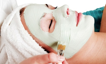 One or Two Cranberry or Peppermint Facial Treatments at Clayton Med Spa (Up to 67% Off)