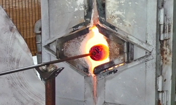 Stone and Glass - Escondido: Introductory Glass-Blowing Class at Stone and Glass (Up to 43% Off)