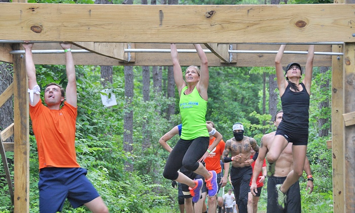 The Ninja Challenge - Fuquay Varina: The Ninja Challenge 5K Race for One, Two, or Four on May 21 (Up to 45% Off)