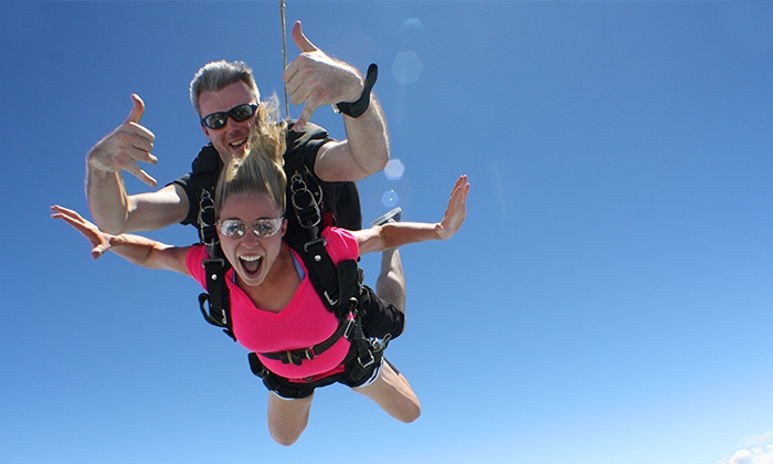 Skydive Atlanta - Skydive Atlanta: $169 for a Tandem Skydive for One at Skydive Atlanta ($239 Value)