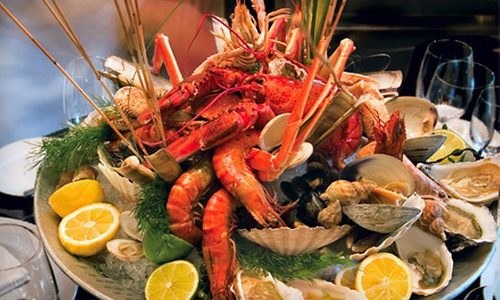 Blue Parrot Bar & Grille - Hilltop: $15 for $30 Worth of New Orleans-Style Cuisine at Blue Parrot Bar & Grille