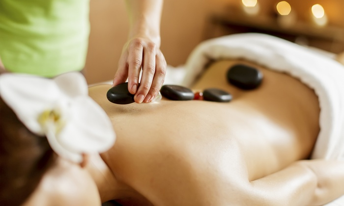 Belissi Face and Body - Woodland: $41 for a 70-Minute Massage Package at Belissi Face and Body ($100 Value)