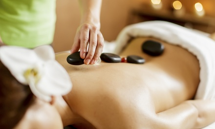 One or Two 90-Minute Hot-Stone Massages or 60-Minute Massage at Positive Therapeutic Touch Inc. (Up to 54% Off)