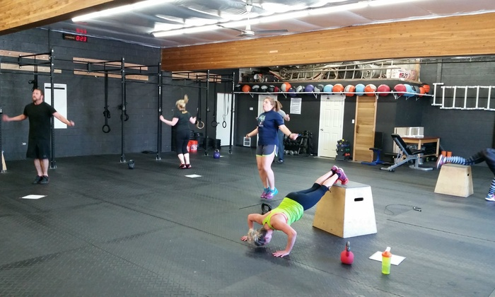 Breacher CrossFit - Chief Garry Park: Four Weeks of Unlimited CrossFit Classes at Breacher CrossFit (65% Off)