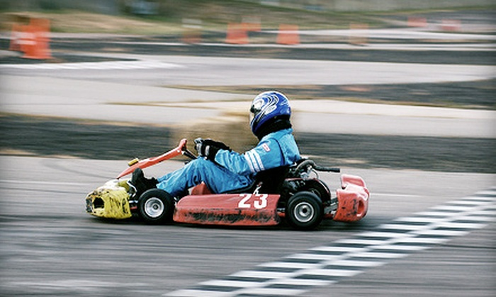 Action Karting - Northeast Jefferson: 10-Lap Go-Karting Ride with Equipment Rental and Time Sheet for One or Two People at Action Karting in Morrison (Up to 51% Off)