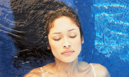 One or Three 60-Minute Float Tank Sessions at Float Fresno (50% Off)
