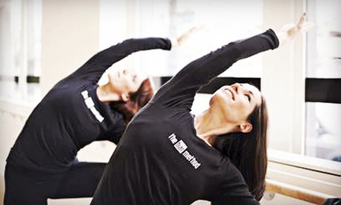 The Bar Method of L.A. LLC - Multiple Locations: 5 or 10 Fitness Classes at The Bar Method (Up to 76% Off)