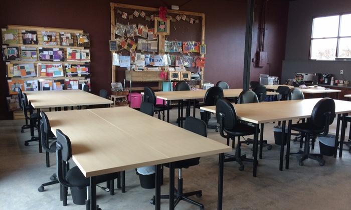 NOCO Crop Stop - Windsor: $24 for $45 Worth of Arts and Crafts Supplies — NoCo Crop Stop