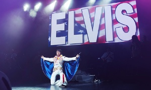 Elvis Lives: Elvis Lives on Saturday, January 30, at 7:30 p.m.