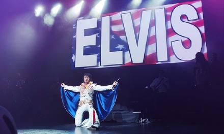 Elvis Lives on Saturday, January 30, at 7:30 p.m.