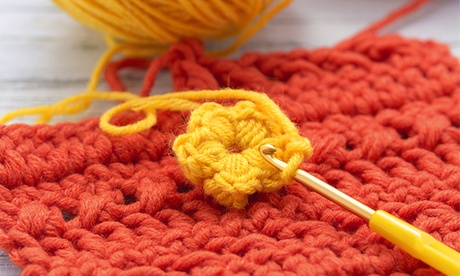 Curso intensivo de crochet para una o dos personas desde 16 €