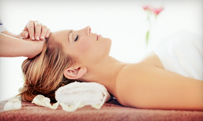 Cascades Chiropractic - Multiple Locations: Massage with Infrared-Therapy Session or Two Infrared-Therapy Sessions at Cascades Chiropractic (Up to 54% Off)