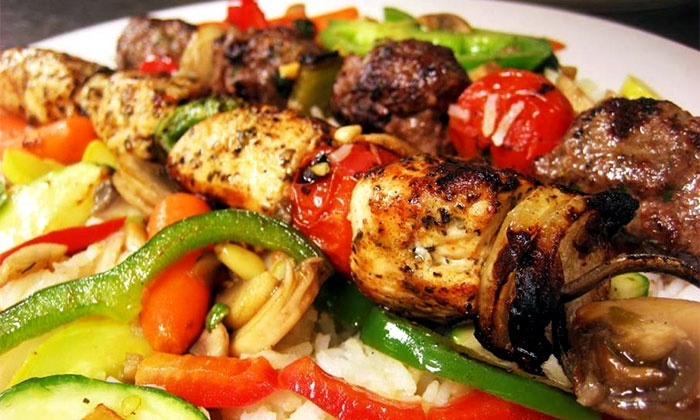 Petra Mediterranean Bistro - Belltown: $30 for $40 Worth of Dinner at Petra Mediterranean Bistro
