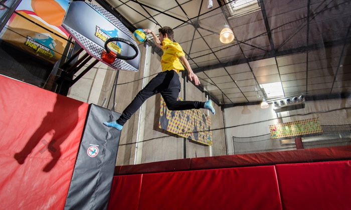 trampoline park bordeaux lac bordeaux aquitaine groupon. Black Bedroom Furniture Sets. Home Design Ideas