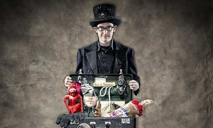 David London's Weekend of Magic: David London's Magic Outside The Box on Friday, March 11, at 8 p.m. or Saturday, March 12, at 2 p.m.