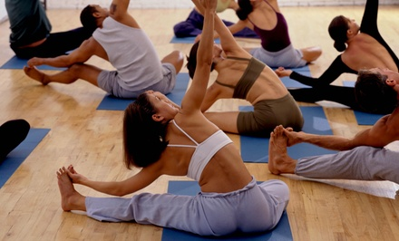 One Month of Unlimited Yoga or 10- or 20-Class Passes at Zenerations of Boca (Up to 67% Off)