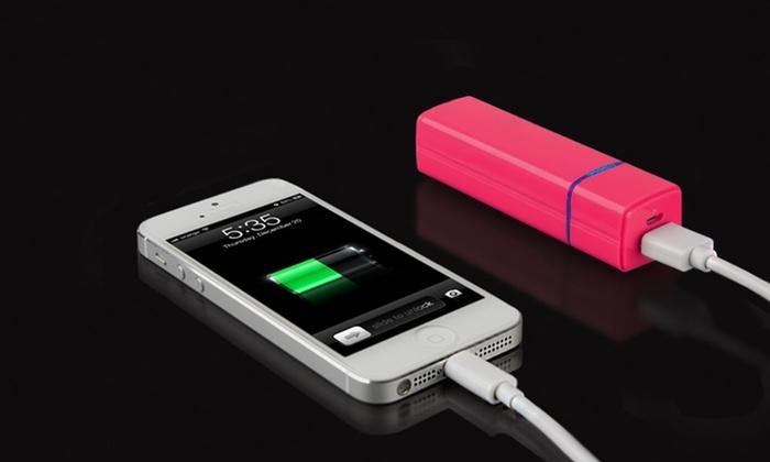 Merkury Innovations 2,000 mAh Portable Smartphone Charger: Merkury Innovations 2,000 mAh Portable Smartphone Charger.