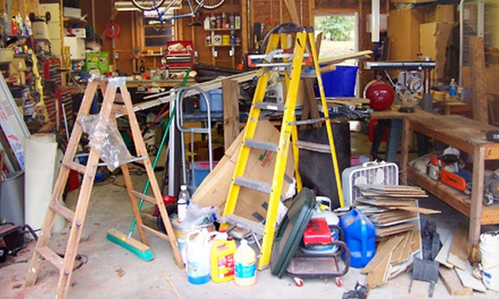 Dump Runners - San Jose: Two or Four Cubic Yards of Junk Removal from Dump Runners (Up to 58% Off)