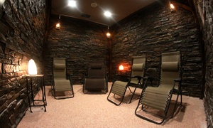 The Salt Cave: One or Three 45-Minute Sessions at The Salt Cave (Up to 55% Off)