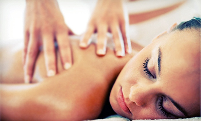 Your Serenity - Downtown Toronto: One or Three Swedish, Aromatherapy, or Shiatsu 60-Minute Massages at Your Serenity (Up to 73% Off)
