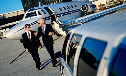 One-Way Ride or Round-Trip Ride to San Jose International Airport from Island Limousine (Up to Half Off)