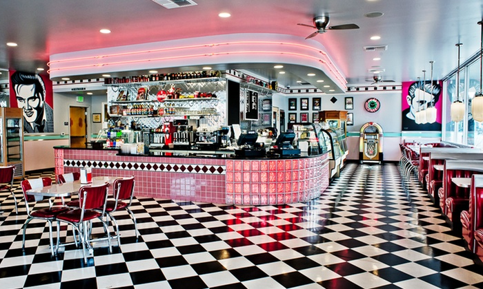 Rick's Dessert Diner - Rick's Dessert Diner: Pastries, Ice Cream, and Coffee at Rick's Dessert Diner (20% Off)
