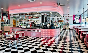 Rick's Dessert Diner: Pastries, Ice Cream, and Coffee at Rick's Dessert Diner (20% Off)