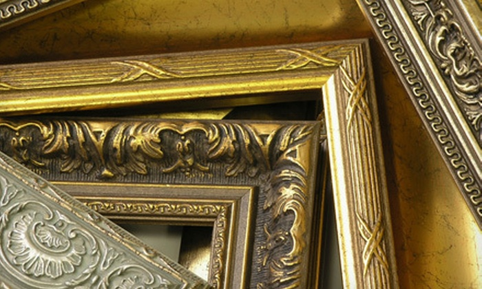 Art Devons - Art Devons: Custom Framing at Art Devons (Up to 70% Off). Two Options Available.