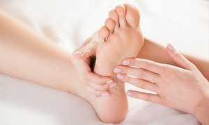 Sun Shore Universal Relfexology: 60- or 90-Minute Foot-Reflexology Treatments at Sun Shore Universal Reflexology (Up to 61% Off). Five Options.