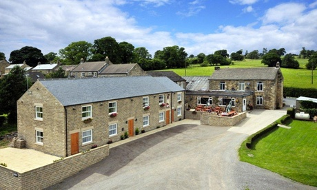 North Yorkshire: 1 or 3 Nights for Two with Breakfast and Option for Dinner at 4* Black Swan Fearby