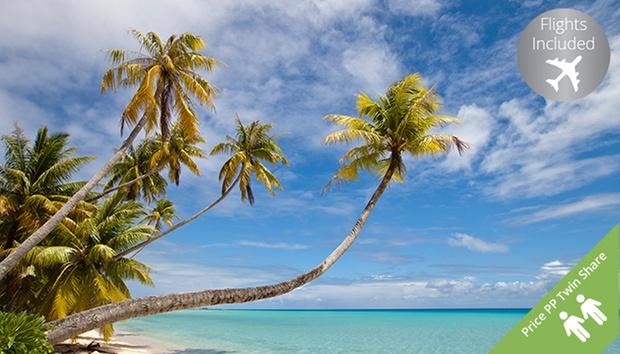 Fiji: 7-Night Escape + Flights 0