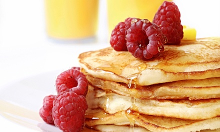 Breakfast and Diner Food for Two or Four at Breakfast Club of Oviedo (Up to 64% Off)