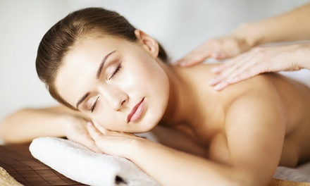 30Minute Massage with an Optional 30Minute Acupuncture Session at Herbal Inn
