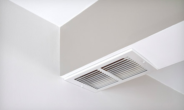 Its Duct Time - Tulsa: $49 for an Air-Duct Cleaning with Dryer-Vent Cleaning from It's Duct Time ($249 Value)