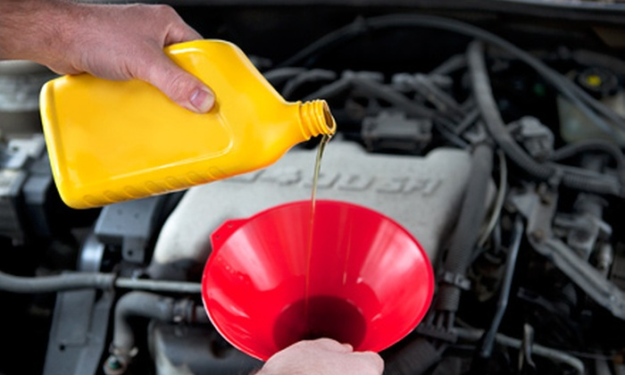 Precision Tune Auto Care - Multiple Locations: $24.99 for Oil Change, Tire Rotation, and Inspection at Precision Tune Auto Care (Up to $106 Value)