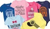 Kidteez Infant Country Themed Bodysuits: Kidteez Infant Country Themed Bodysuits