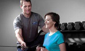 Fitness Together Norther Virginia : Three or Five Personal-Training Sessions and Consultation at Fitness Together DC (Up to 75% Off)