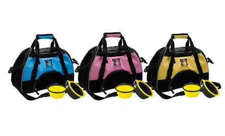 Body Glove Pet Carrier Set. Multiple Colors.