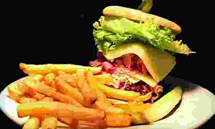 The Jewish Mother Backstage - Norfolk: $12 for $25 Worth of Deli Fare at The Jewish Mother Backstage in Norfolk