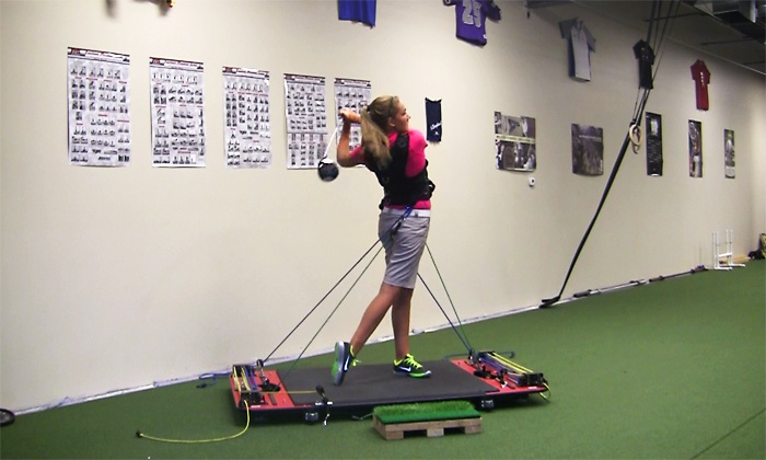 Athletes Performance Center LLC - Greenwood: $240 for Four Weeks of Golf-Fitness Sessions at Athletes Performance Center LLC ($480 Value)