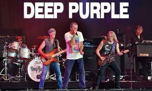 """א.אהוד שיווק הפקה ויזמות בע""""מ: להקת הרוק האגדית Deep Purple חוזרת להופעת ענק בישראל, בלייב פארק ראשל""""צ, רק ב-199 ₪ לכרטיס בדשא ו-399 ₪ לגולדן רינג, מלאי מוגבל!"""