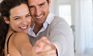 Dancing Creek Studio: One or Three 60-Minute Ballroom Dancing Lessons for Up to Four at Dancing Creek Studio (Up to 54% Off)