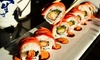 Rock Wrap & Roll - North Side: Sushi and Japanese and Thai Food for Two or Four at Rock Wrap & Roll (Up to 50% Off)