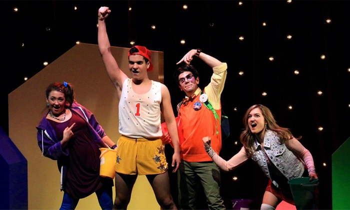 """""""Mad Libs Live!""""   - New World Stages: """"Mad Libs Live!"""" (November 21–January 3)"""