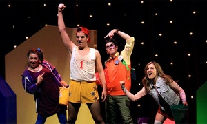 """Mad Libs Live!""  : ""Mad Libs Live!"" (November 21–January 3)"
