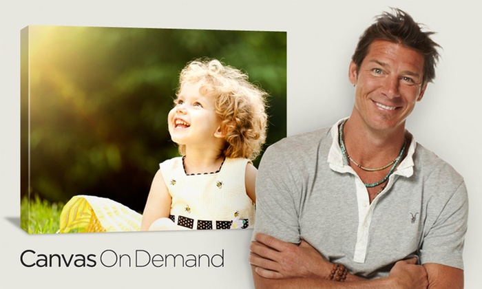 "Gallery Wrapped Canvases by Canvas on Demand: One or Two 16""x20"" Gallery Wrapped Canvas Prints from Canvas on Demand (Up to 78% Off). Free Shipping."