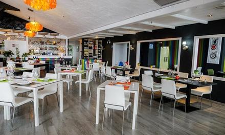 Menú italiano para 2 o 4 personas con entrante, principal, postre y bebida desde 24,95 € en Zena 2.0