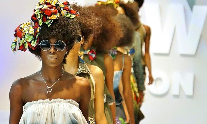 Groupon African Fashion Week