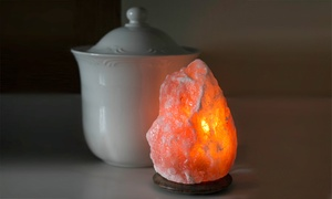 Solay Wellness: Pink Salt, White or Amber Salt Lamp, or Aromatherapy Lamp with In-Store Pickup at Solay Wellness (Up to 67% Off)